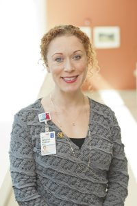 Katherine Bausbaum is a Cardiology Clinical Dietitian for Morrison Healthcare in the UVA Health System.
